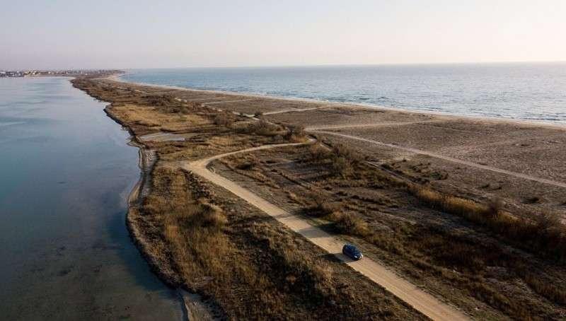 Военный самолет Великобритании провел разведку у берегов Крыма