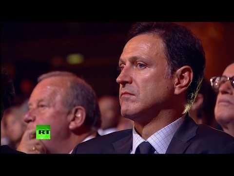 Путин подвёл итоги чемпионата мира по футболу: «Рухнули мифы и предубеждения»
