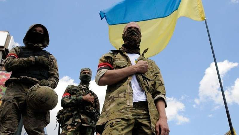 В ДНР рассказали о стычках карателей из ВСУ с неонацистами правосеками
