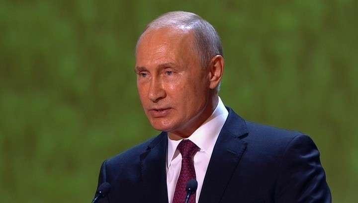 Владимир Путин: благодаря ЧМ-2018 рухнули мифы о России