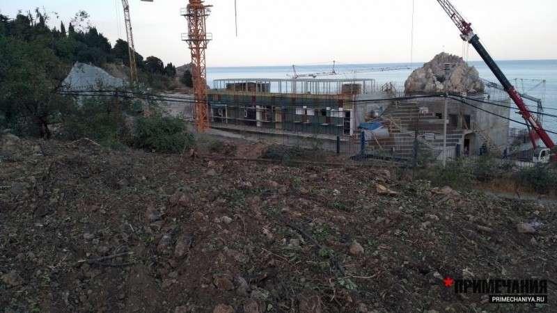 Крым: появились фото нового лагеря в «Артеке» прямо на береговой линии
