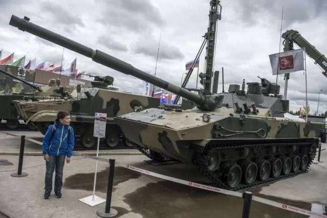 Истребитель танков «Спрут» начинает серьёзные госиспытания