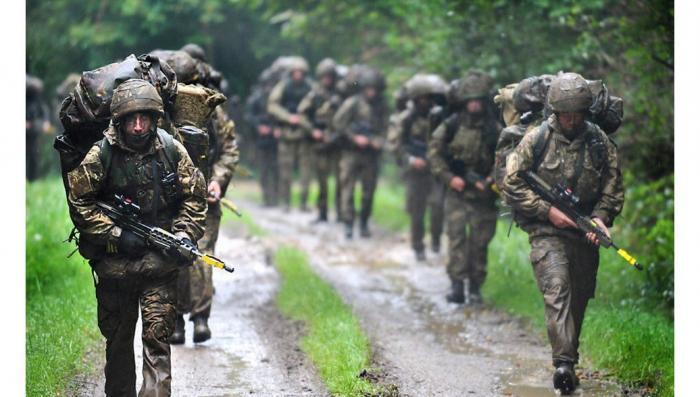 В Лондоне признали, что британская армия сильно отстала от русской