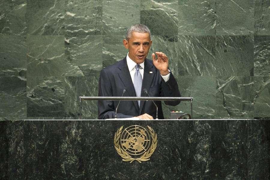 Агрессивная политика Барака Обамы унижает мировое сообщество