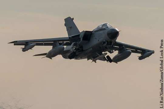 ВВС террористического Израиля нанесли ракетный удар по Сирии