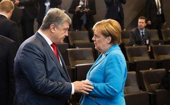 Пакт Путина-Трампа в Хельсинки: Вальцман и Меркель оцепенели от страха