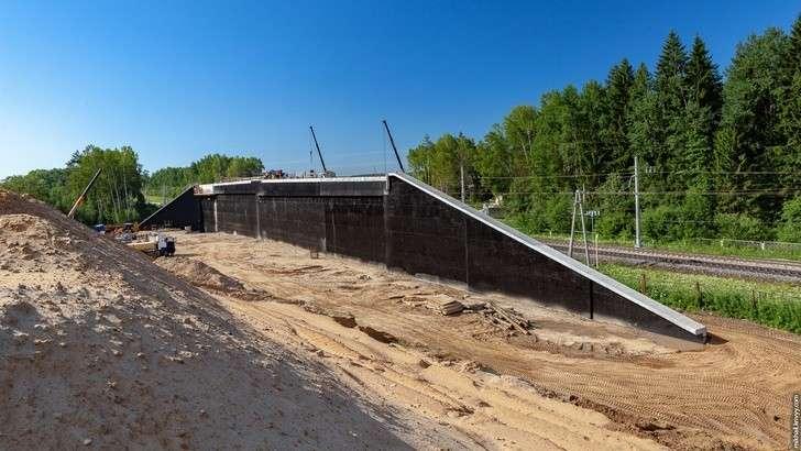 Строительство М11: второй этап, второй участок Ямуга— Тверь