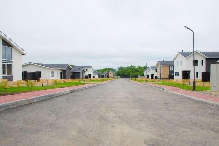 Новый загородный поселок построил вПриморье резидент ТОР «Надеждинская»