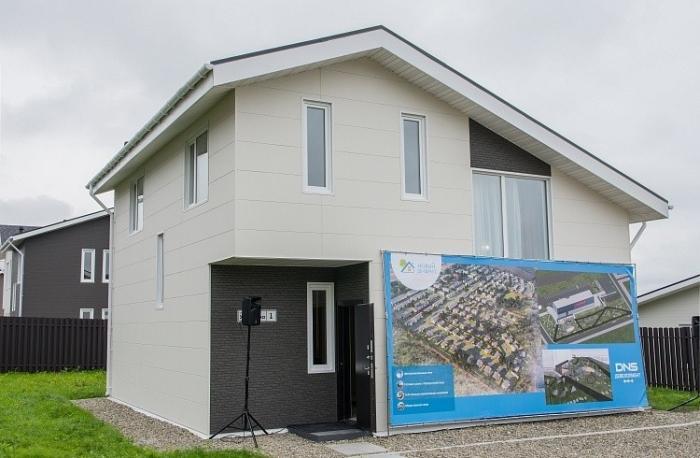 Участник ТОР построил загородный поселок вПриморье