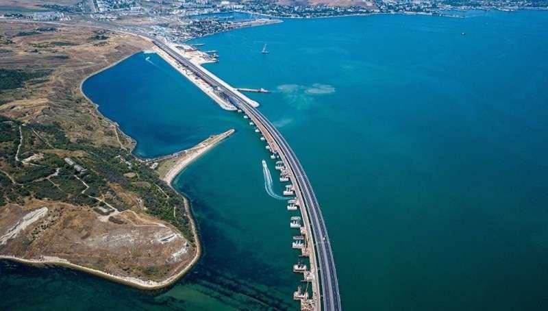 Крымский мост: уже более миллиона автомобилей проехали с момента открытия