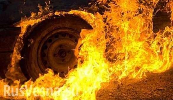 Правосеки подорвали спецназ карателей ВСУ, 9 военных погибли и ранены | Русская весна