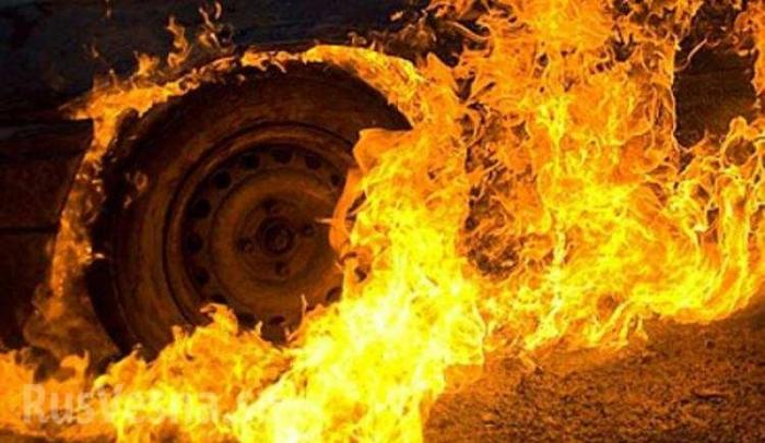 Правосеки подорвали спецназ карателей ВСУ, 9 военных погибли и ранены