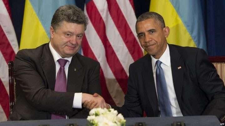 Вместо военной помощи Украина получит от США старые одеяла, использованные американской солдатней