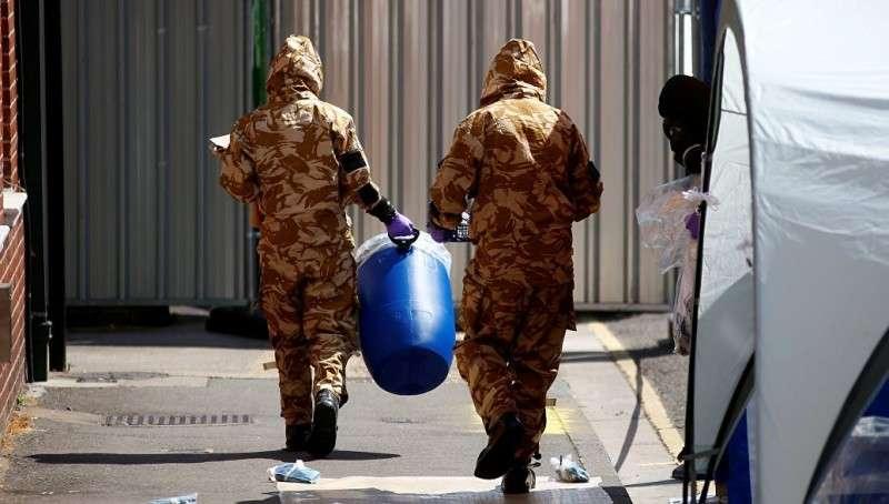 Британия засекретила отравленное женское тело из Эймсбери для борьбы с Россией