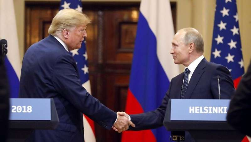 Паника в США: Дональд Трамп предал своих и получил от Владимира Путина инструмент влияния
