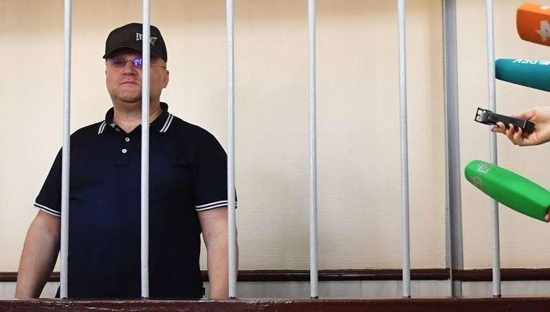Суд арестовал пособника вора Шакро Молодого генерала Дрыманова на два месяца