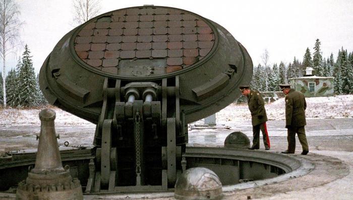 Почему Россия не откажется от шахтных ядерных ракет? Подземелье для Сатаны