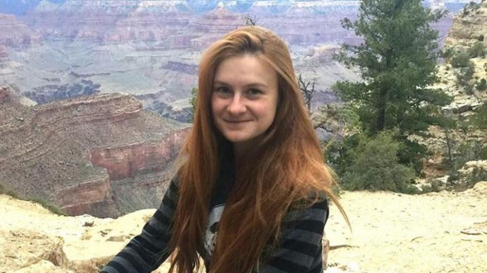 Москва освободит из плена США гражданку РФ Марию Бутину