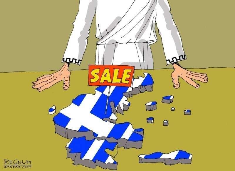 Как и сколько Германия заработала на греках и европейцах