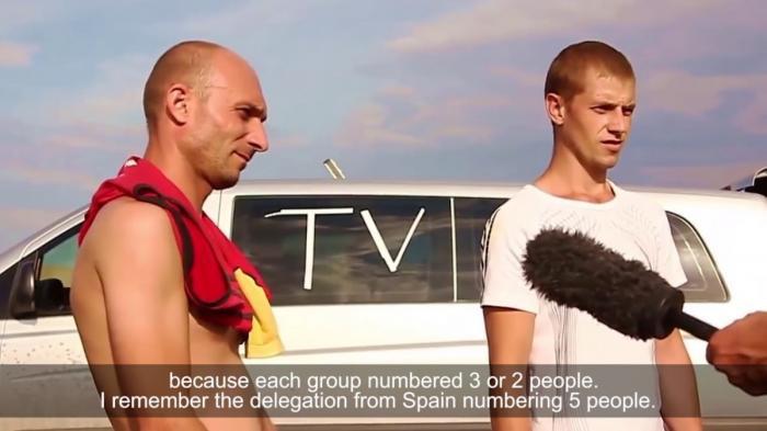 ДНР: трагедия МН17 глазами голландца. Фильм-расследование