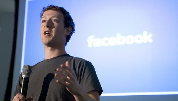 Еврей Цукерберг, владелец Facebook, отказался удалять сообщения, отрицающие Холокост
