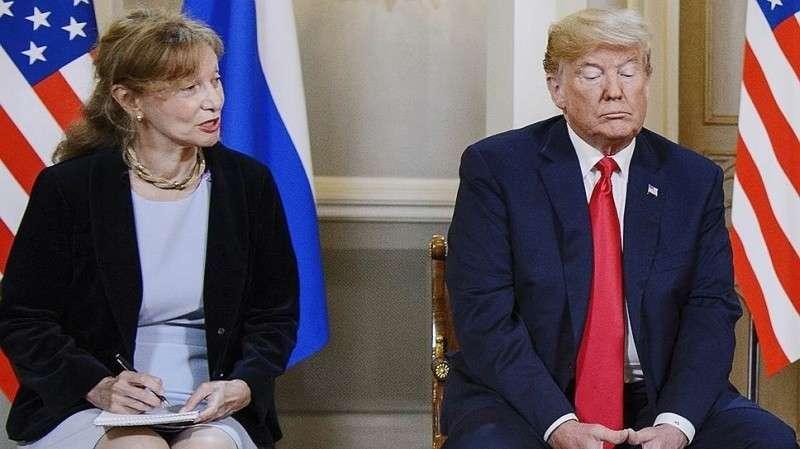 Конгрессмены хотят допросить переводчицу Дональда Трампа на предмет возможных секретных договоренностей с Владимиром Путиным