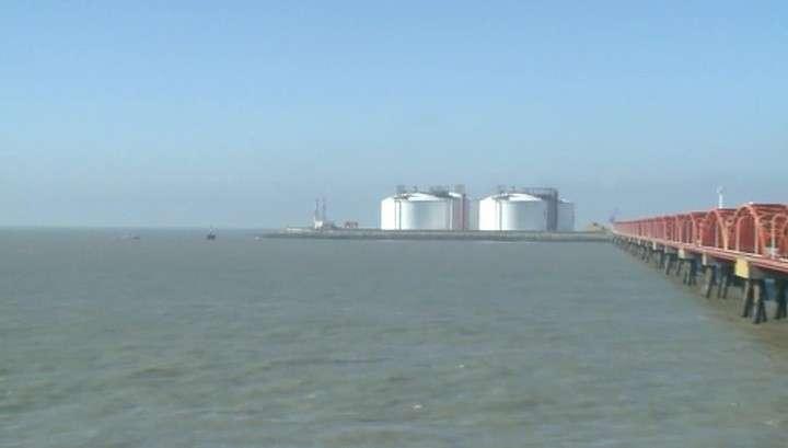 Русский сжиженный газ пришел в Китай по Севморпути
