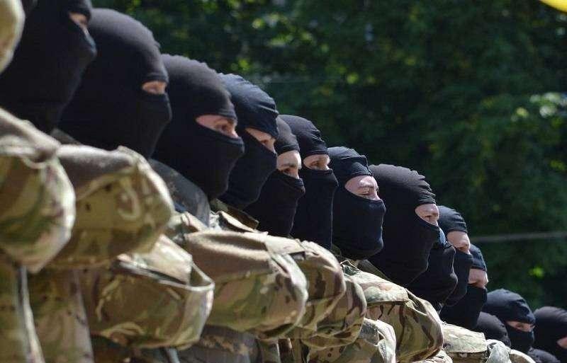 Многотысячная армия карателей ВСУ – сила для нового государственного переворота