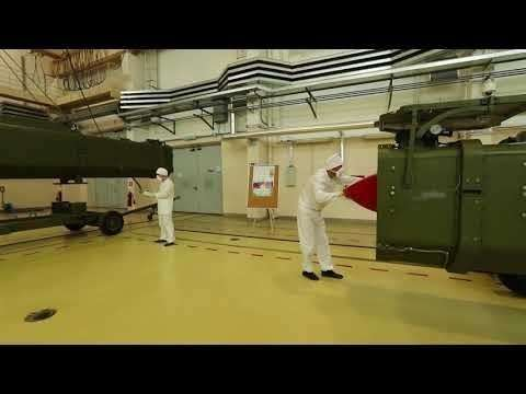 Минобороны впервые показало пуск и полет крылатой ракеты «Буревестник»