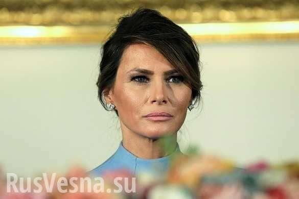 Психолог рассказал, что было не так с Меланией Трамп в Хельсинки | Русская весна