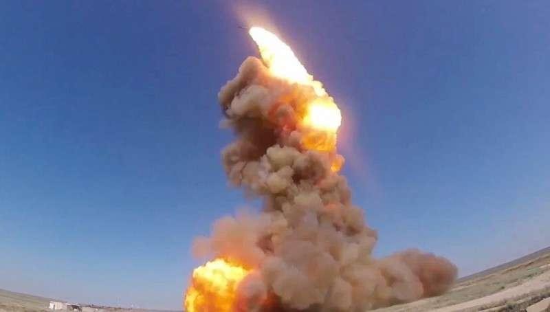 На что способна новейшая русская противоракета?
