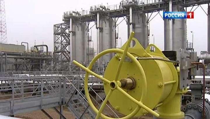 К октябрю Украина заплатит за газ 2 млрд. долларов