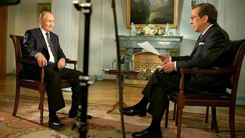 Иностранцы об интервью Путина Fox News: «то, что рассказал Путин – чистая правда»