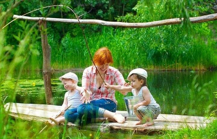 Американка о русском подходе к материнству: «Россия оставила весь Мир позади»