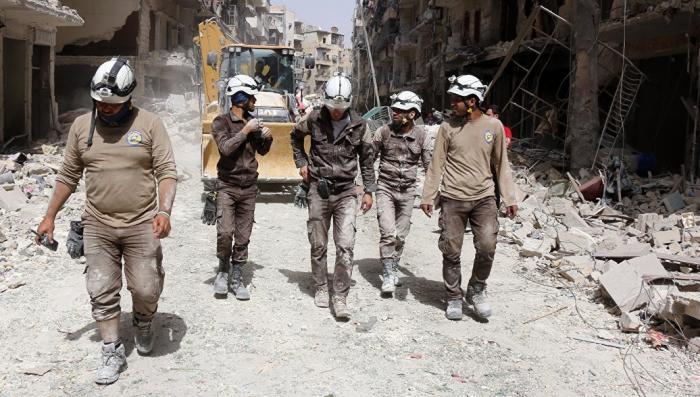 Евреи экстренно вывезли из Сирии своих террористов – «Белые каски»