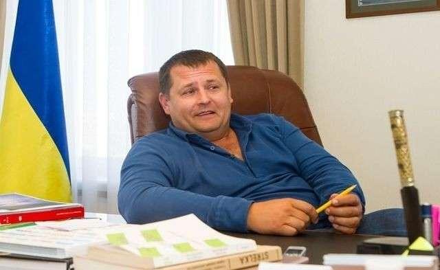 Мэр Днепропетровска Борис Филатов: «А вешать мы будем теперь»