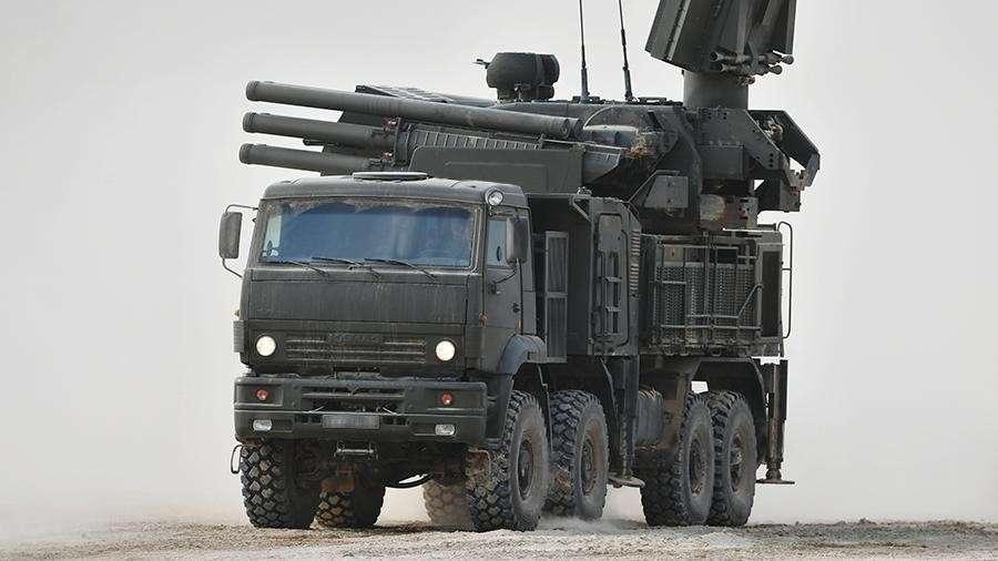 Система ПВО базы Хмеймим в Сирии уничтожила два беспилотника