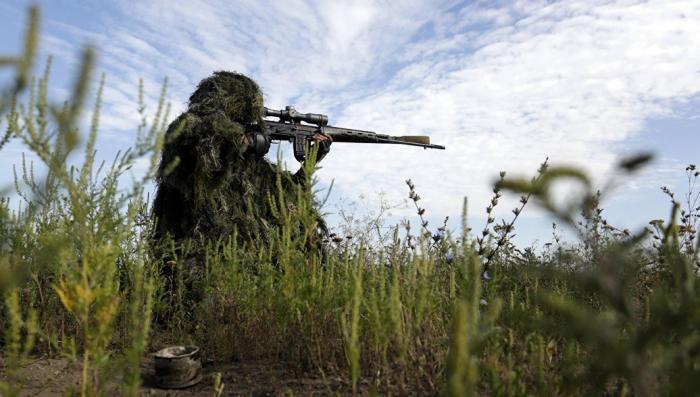 Киевская хунта создала снайперскую группу для провокаций и отстрела неугодных