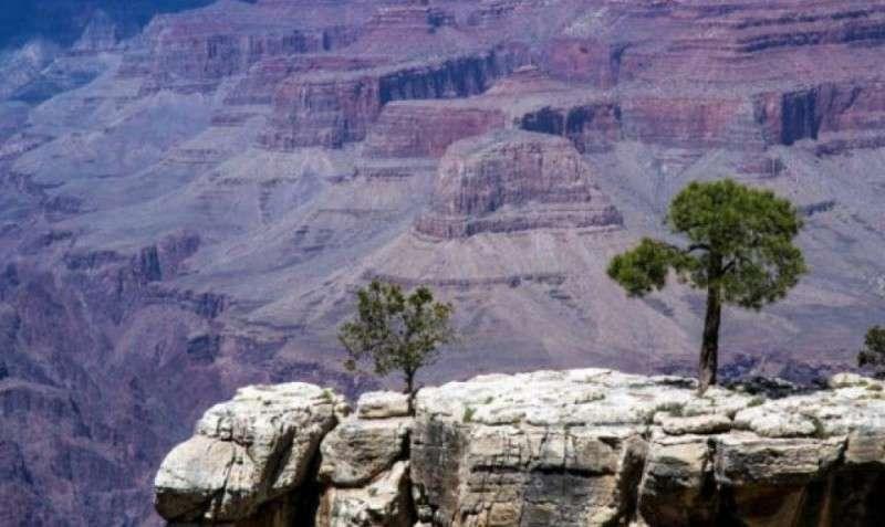 Гранд-Каньон в Аризоне совсем не чудо природы, а гигантский урановый карьер