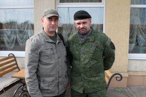 Мозговой: Будем воевать за то, чтобы Новороссия не стала пустым звуком и несбывшейся мечтой