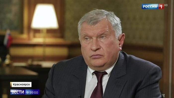 Игорь Сечин: внутренний рынок для Роснефти приоритетный и эффективный