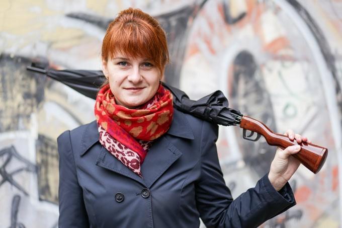 Арест Марии Бутиной – «охота на ведьм» по-американски продолжается