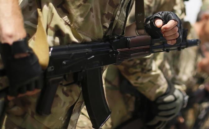 Пиндосы скупают оружие из незалежной для врагов России