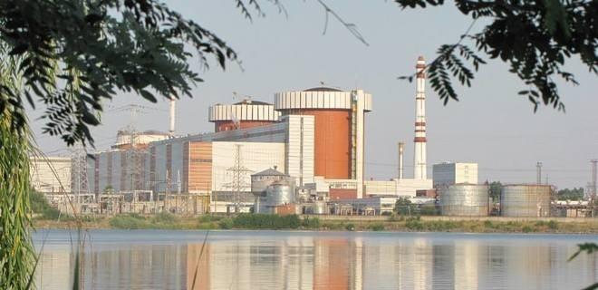 Энергоатом впервые загрузил весь блок украинской АЭС американским топливом