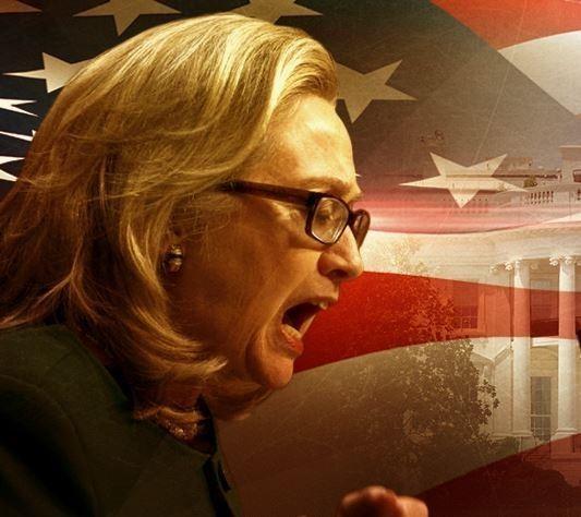 Встреча Путина и Трампа вызвала истерику у старушки Клинтон