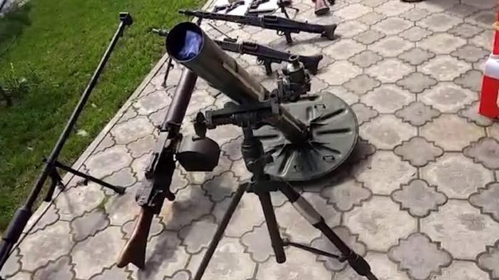 ФСБ, МВД и Росгвардия пресекли канал поставок огнестрельного оружия из ЕС в Россию