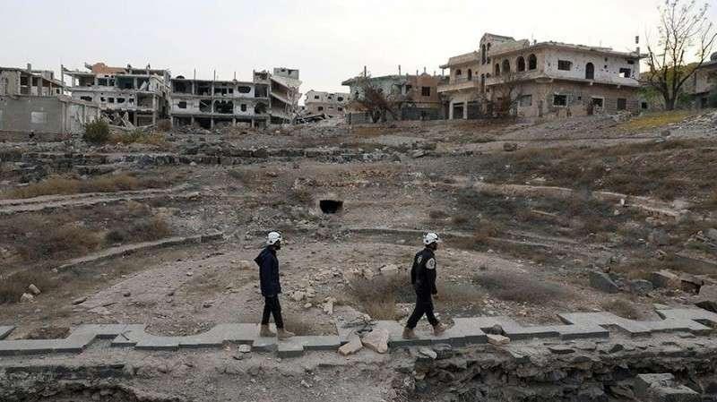 «Белые каски» своим побегом из Сирии показали чьи заказы они отрабатывали