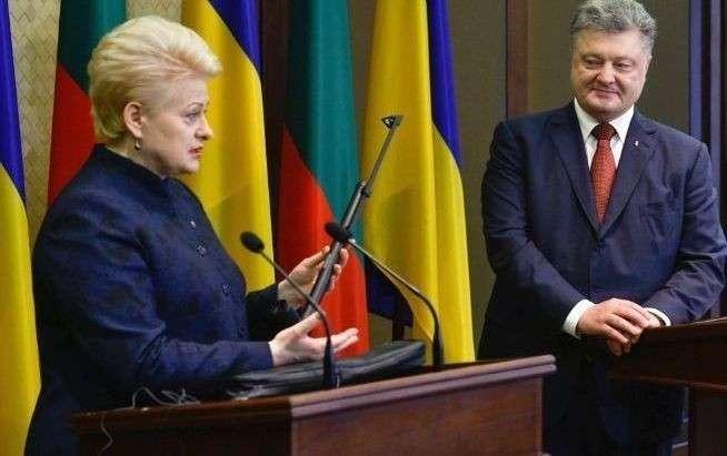 Литва завизжала в лучших традициях укро-каганата – «а нас то за шо»?