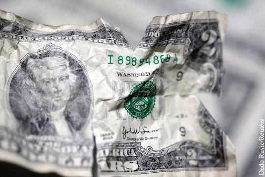 Центробанк РФ последовательно снижает зависимость россиян от доллара
