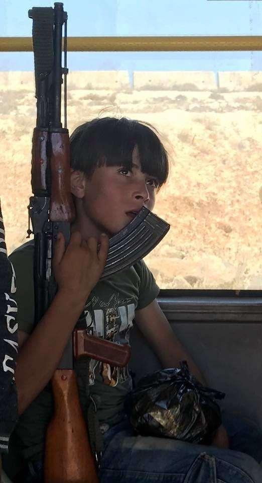 Сирия. Американо-израильский наёмник: «Русские – враги!»